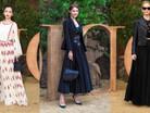 巴黎時裝周直擊 | 來自世界各地的女神都來到了Dior的夢幻花園!