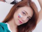 世界盃球迷妝 +女生觀看球賽時最常問的問題