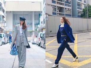 穿出霸氣女總裁的風範!分享有關西裝褸的二三事