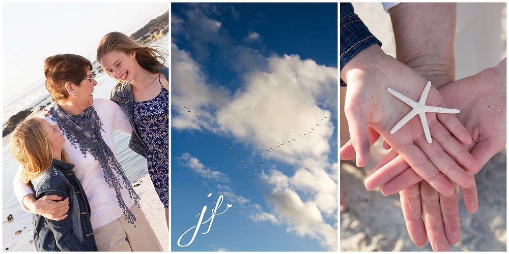 Jaqui Franco Photography family photo shoot in Blouberg, Cape Town