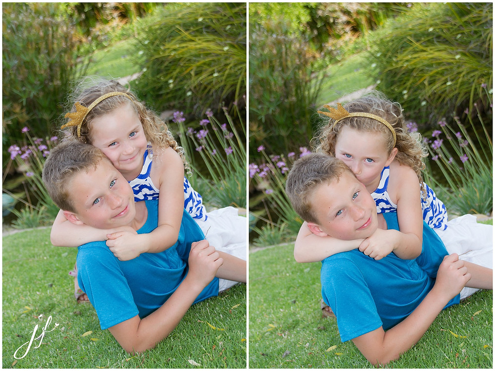 Jaqui Franco Photography family photo shoot in Century City, Cape Town