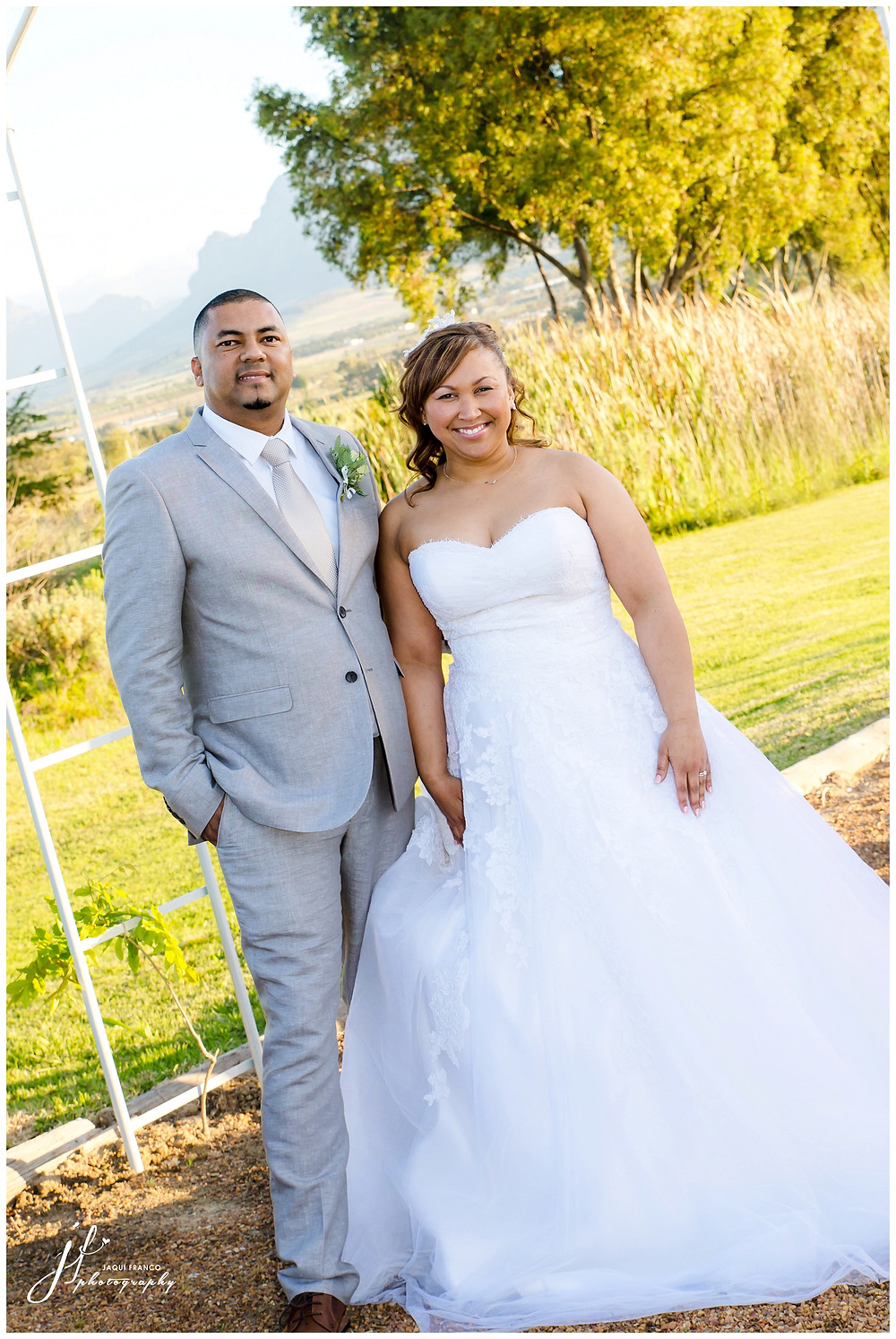 Wedding at Belair, Paarl by Jaqui Franco Photography