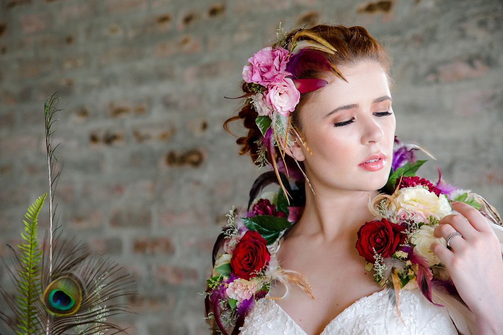 Styled Shoot featured in Mad Love Wedding Inspiration by Jaqui Franco Wedding Photography