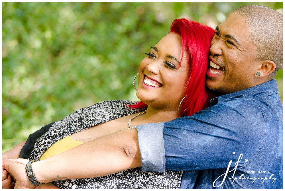 Engagement shoot in Stellenbosch by Jaqui Franco Photography
