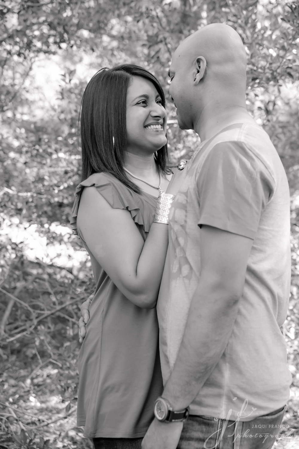 Engagement Shoot at Deer Park by Jaqui Franco Photography