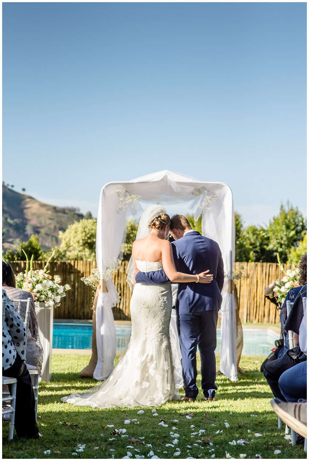 Wedding at Le Pommier, Cape Town by Jaqui Franco Photography