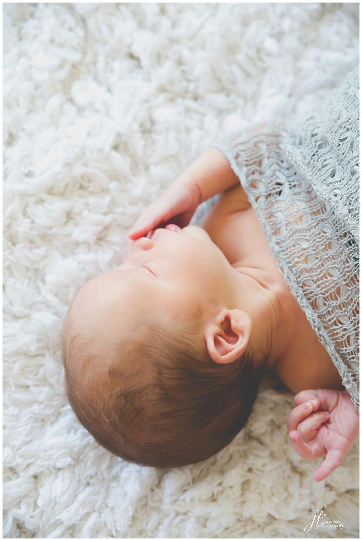 Newborn portrait session by Jaqui Franco Photography Cape Town