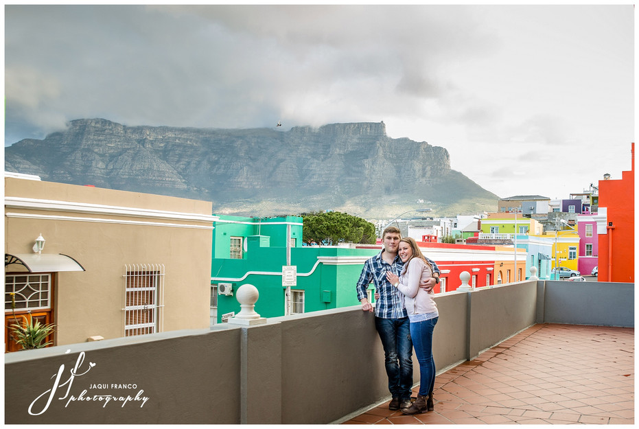 My rite of passage in Bo Kaap - Quien & Chandre Engagement shoot