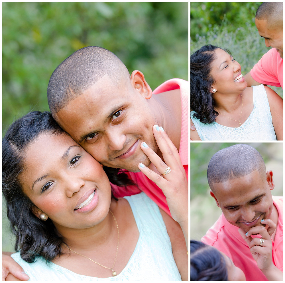Engagement shoot at Majik Forest, Cape Town by Jaqui Franco Photography