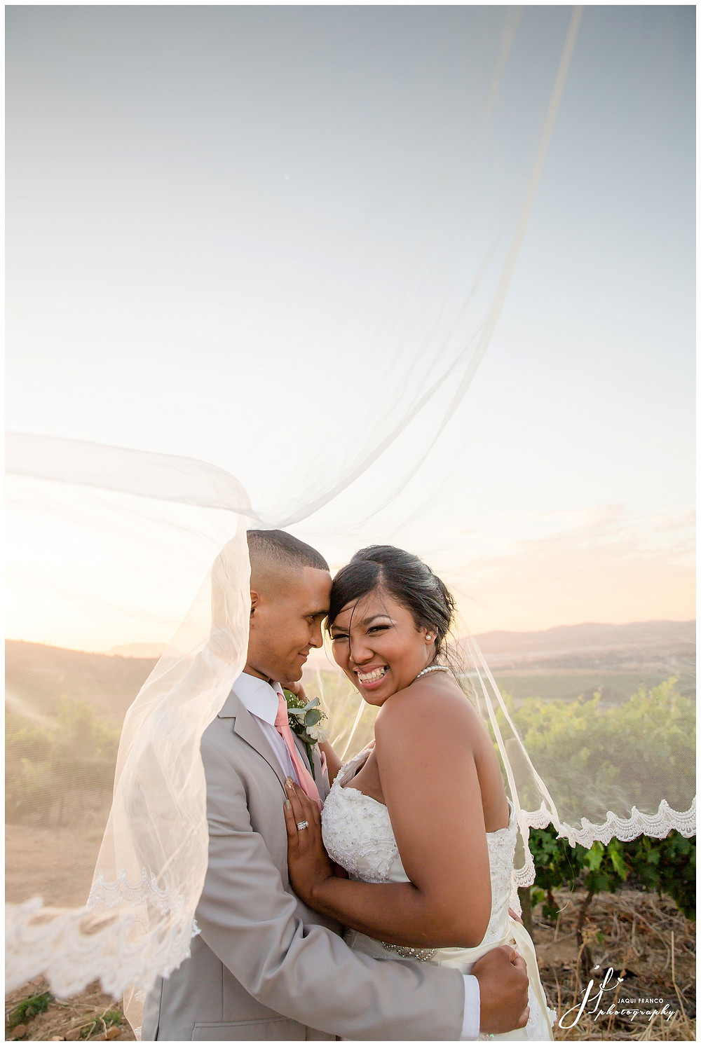 Alvin & Robin - wedding at Kaapzicht Wine Estate, Cape Town by Jaqui Franco Photography