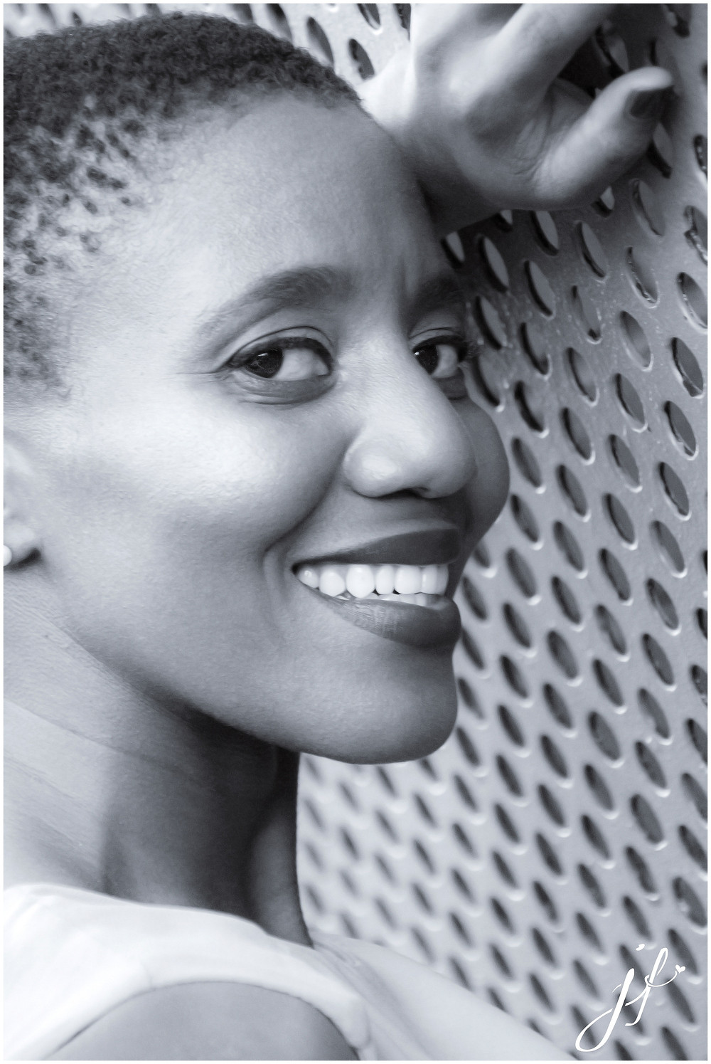 Jaqui Franco Cape Town based photographer captures Buyiswa natural look
