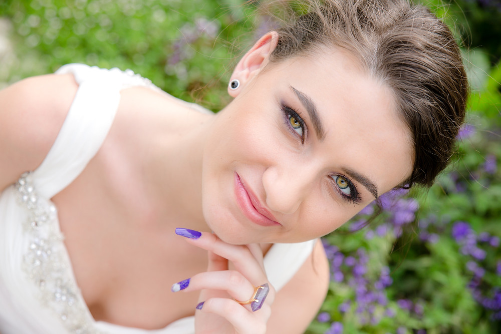 Vision in Violet Styled shoot by Jaqui Franco wedding photography