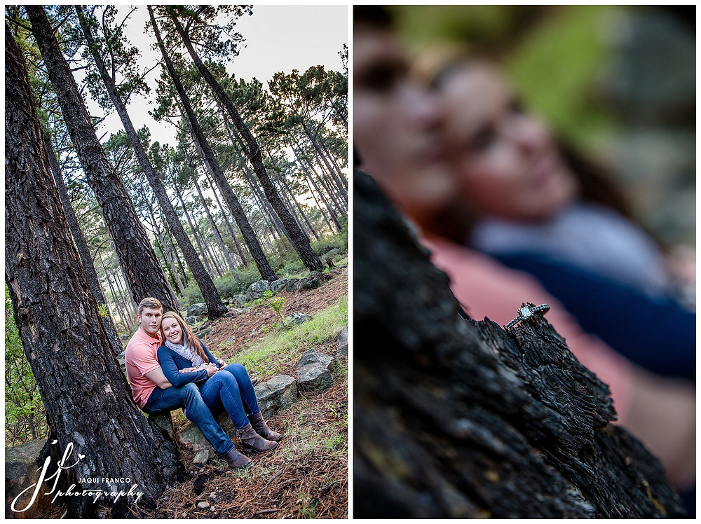 Deer Park Engagement shoot by Jaqui Franco Photography Cape Town
