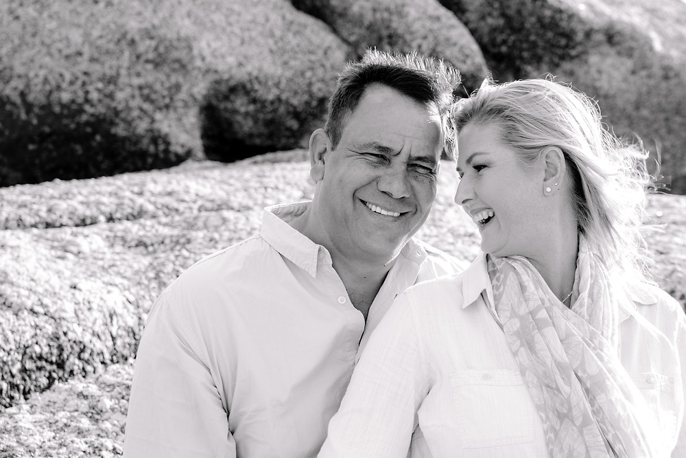 Family shoot at Camps Bay Beach by Jaqui Franco Photography
