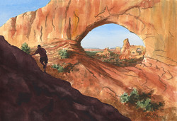 The Windows: Arches National Park