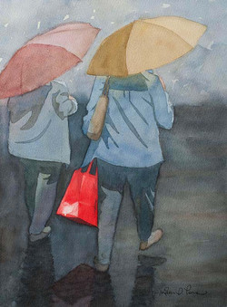 Together in the Weather