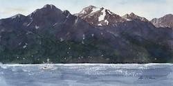 Fishing in Resurrection Bay
