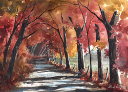 Arch of Autumn