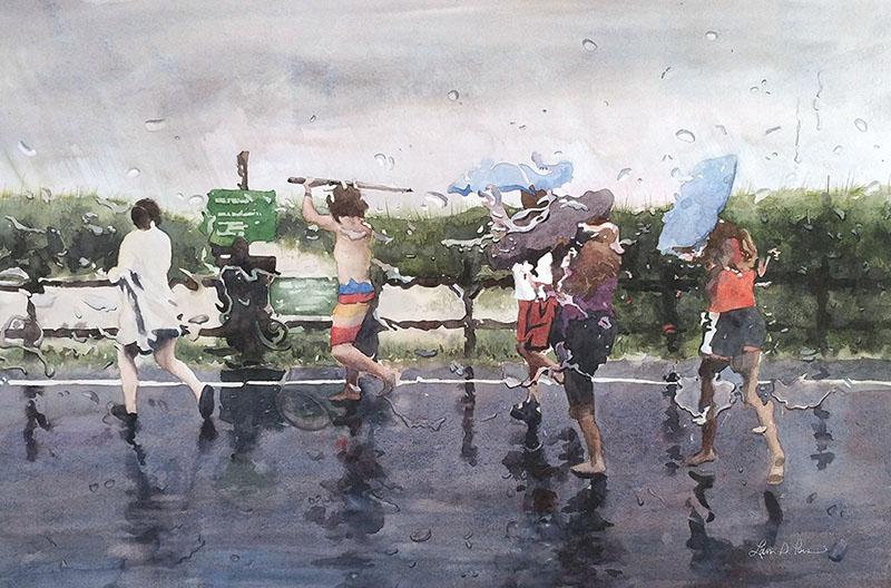 Hurricane Kids
