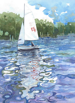 Summer is for Sailboats