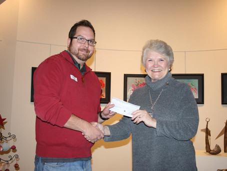 $18,000 in grants handed out on Giving Tuesday to local community organizations