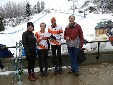 Winter Games Legacy Grants Awarded