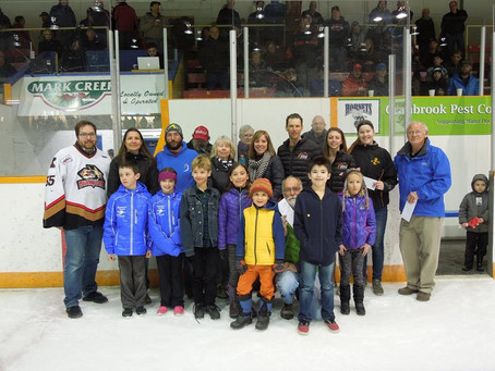 Winter Games Legacy Grants 2016 Awarded