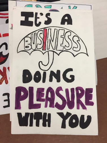 It's a Business Doing Pleasure With You