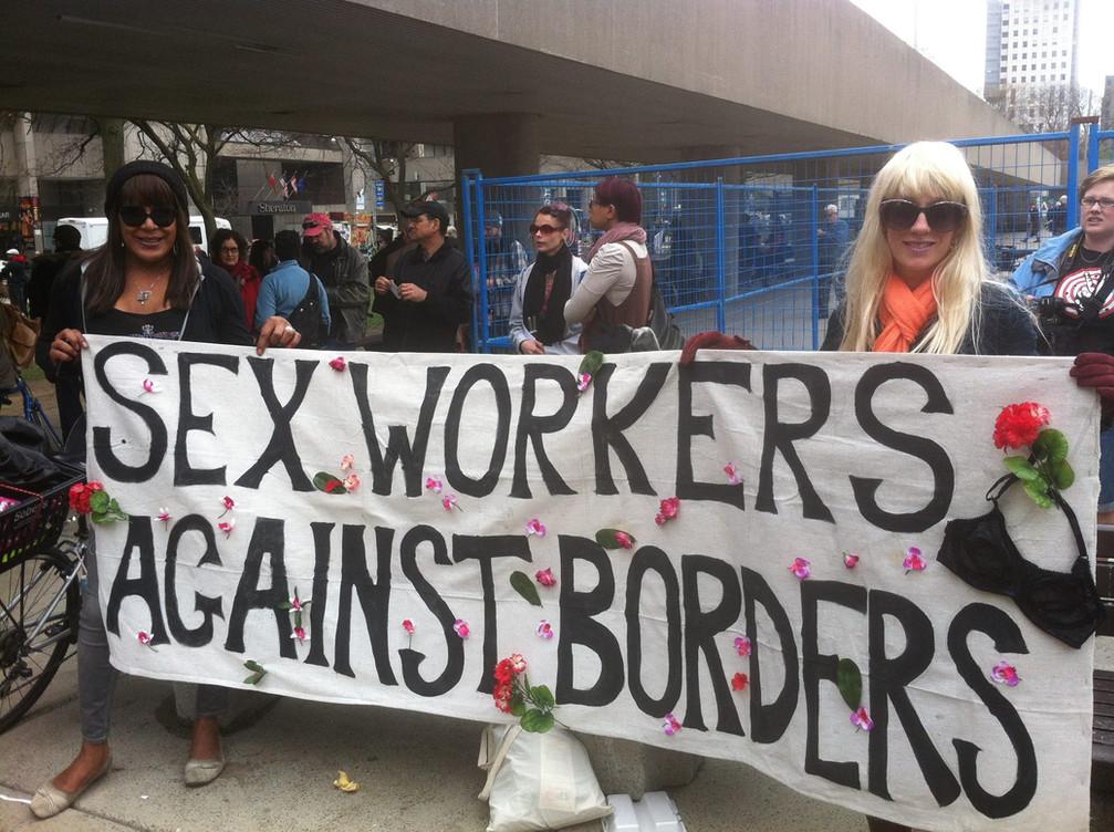 Sex Workers Against Borders