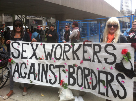 Sex Workers Against Borders