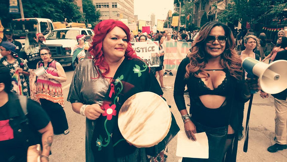 Trans March 2018