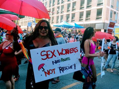 Pride 2019 - Monica Forreste