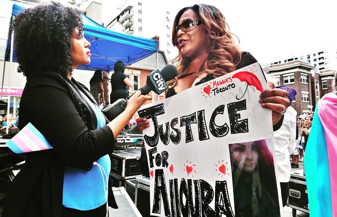 #JusticeForAlloura
