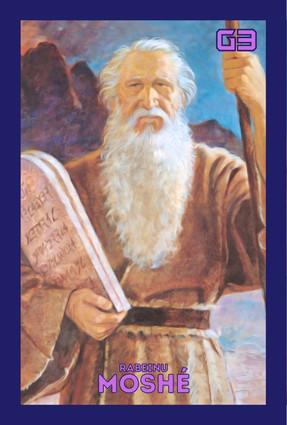 MOSHÉ RABEINU