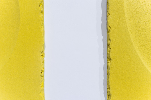 Triptych in Yellow