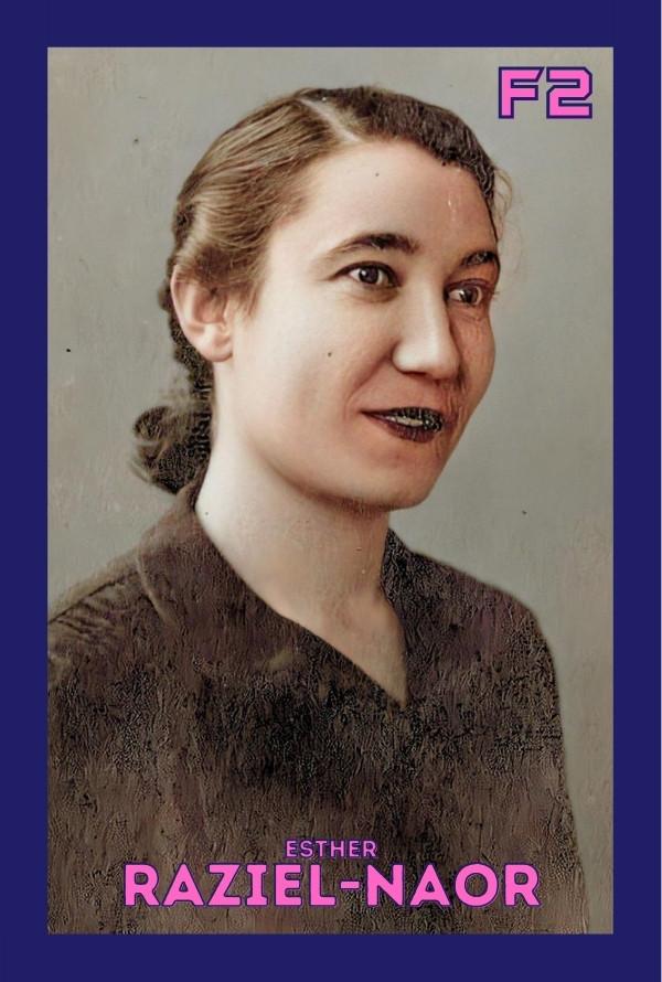ESTHER RAZIEL-NAOR