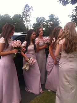 5 Bridesmaids