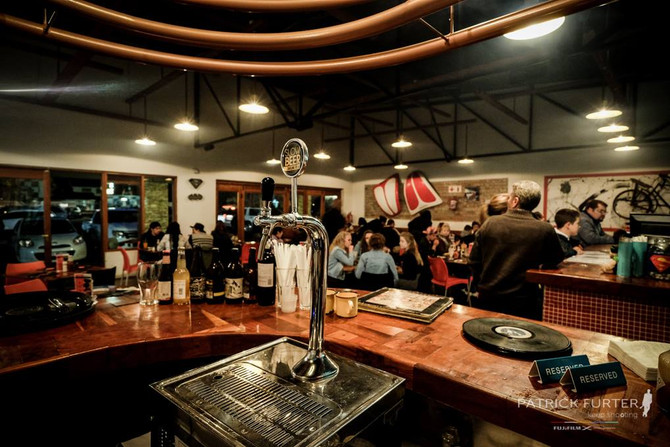 [EatOut Review] Monster Burgers, Beers and 80s Tunes at Burger Bistro in Villieria