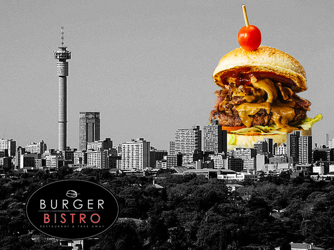 BURGER BISTRO is coming to JOHBURG!