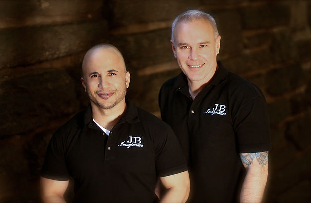 Jay & Bubba of JB Imaginative, Headshot Photographer New York City, Headshots New York City