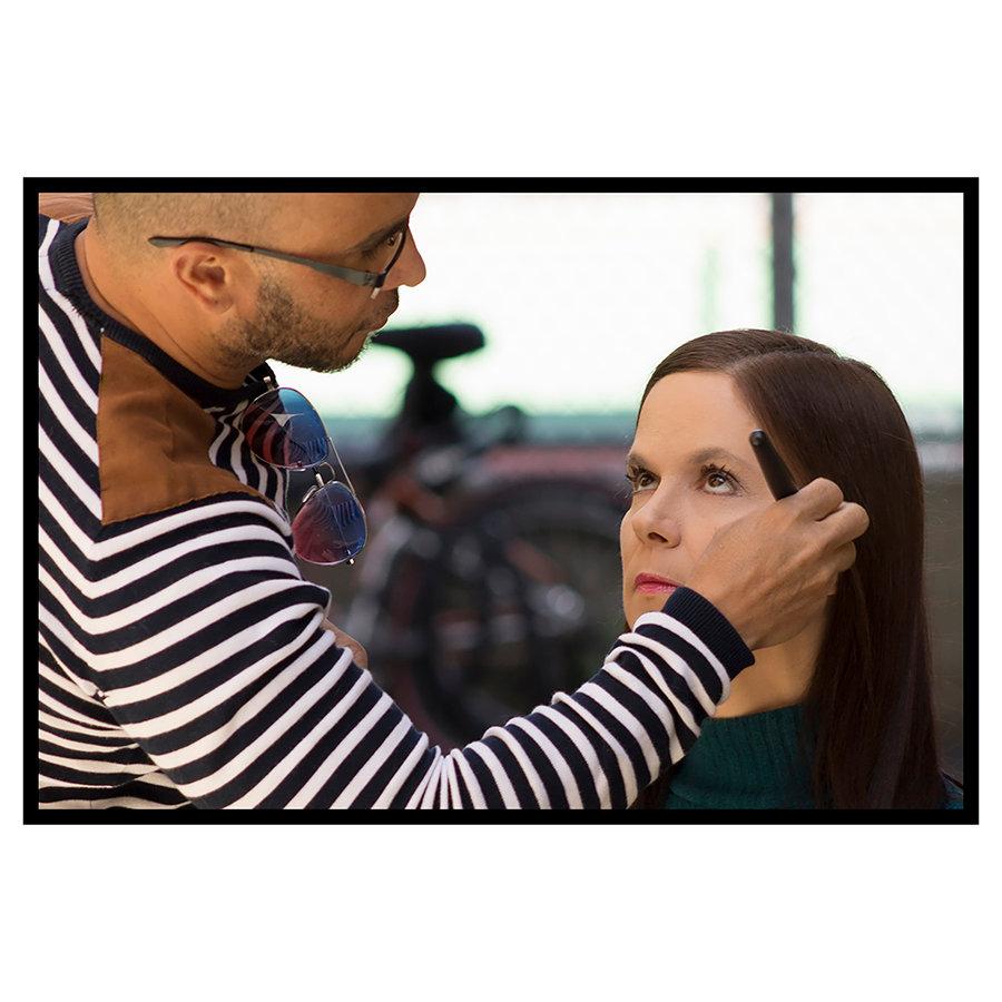 Headshots + Full Make-Up