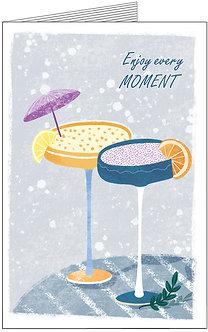 Листівка. Enjoy every Moment