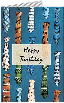 Листівка. Happy Birthday