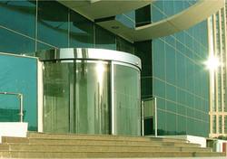 Al Jazeera Tower- Enterence