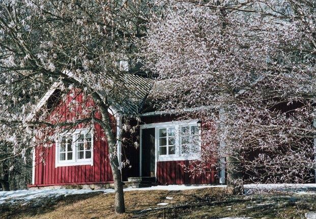 Villa Saaristo meren rannassa
