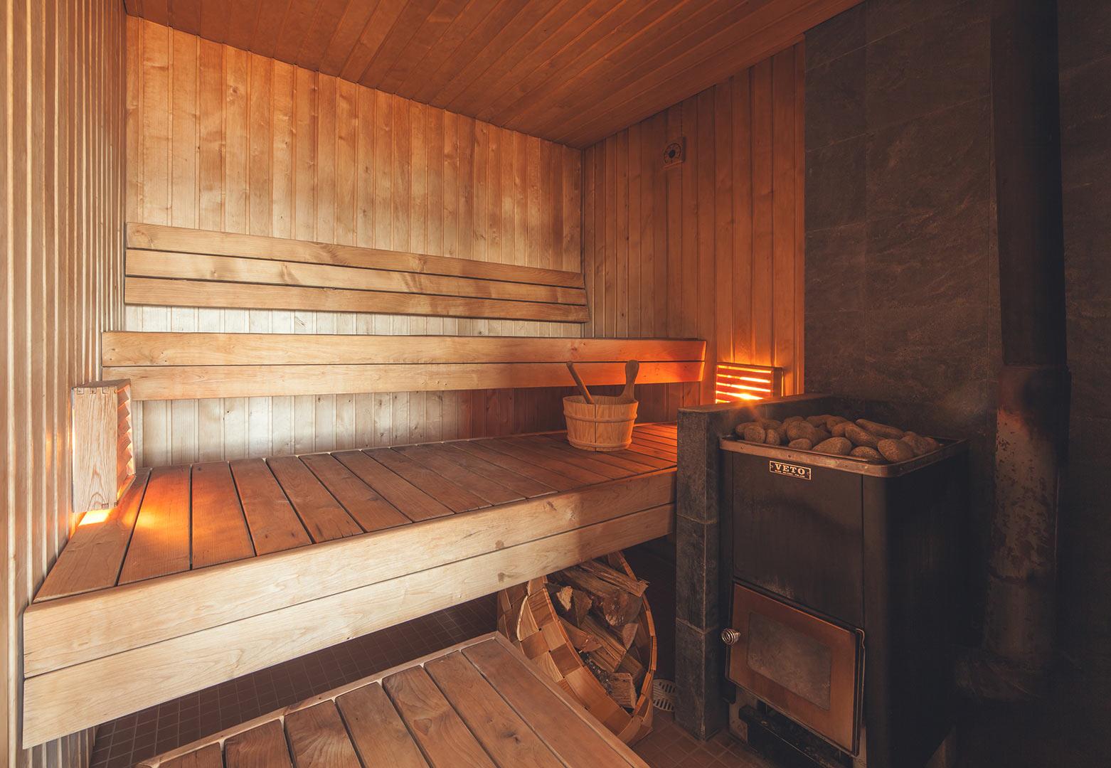 Villa Saariston sauna