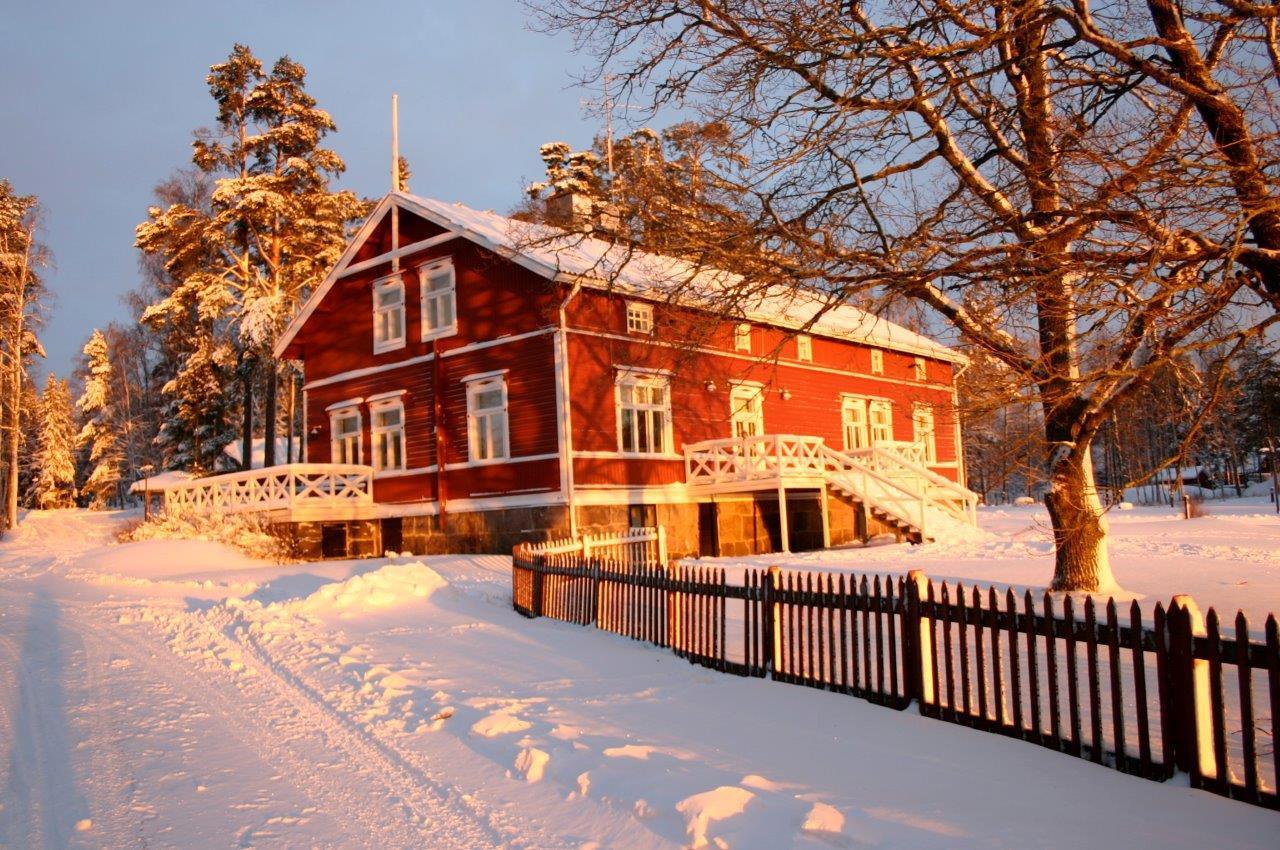 Talvikokoukset Villa Calliolassa