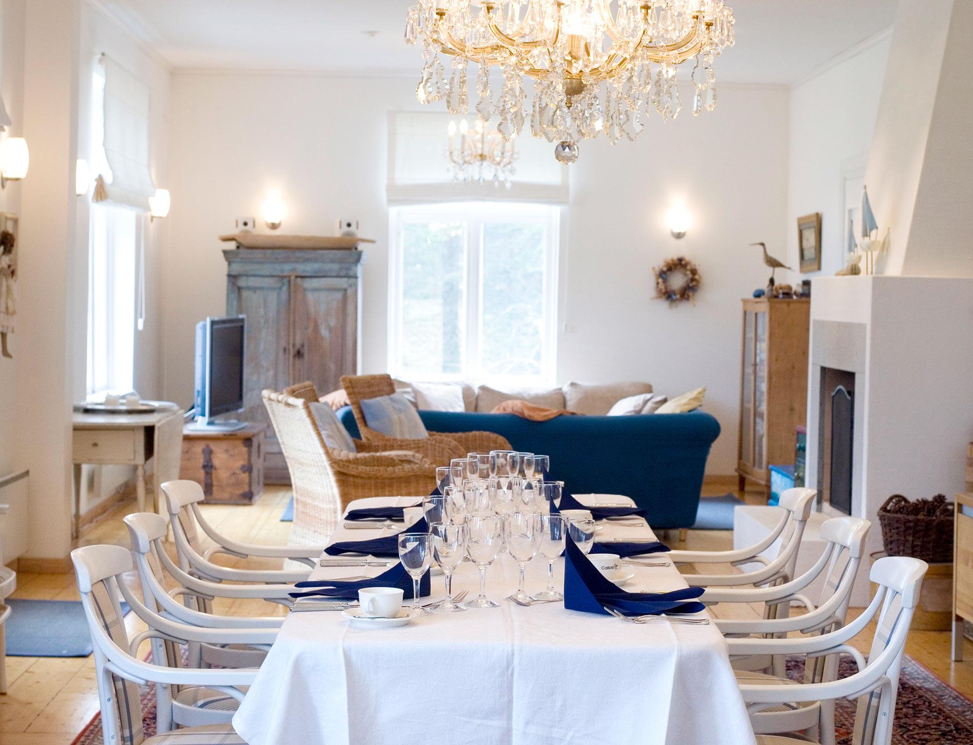 Villa Calliola illallistilana