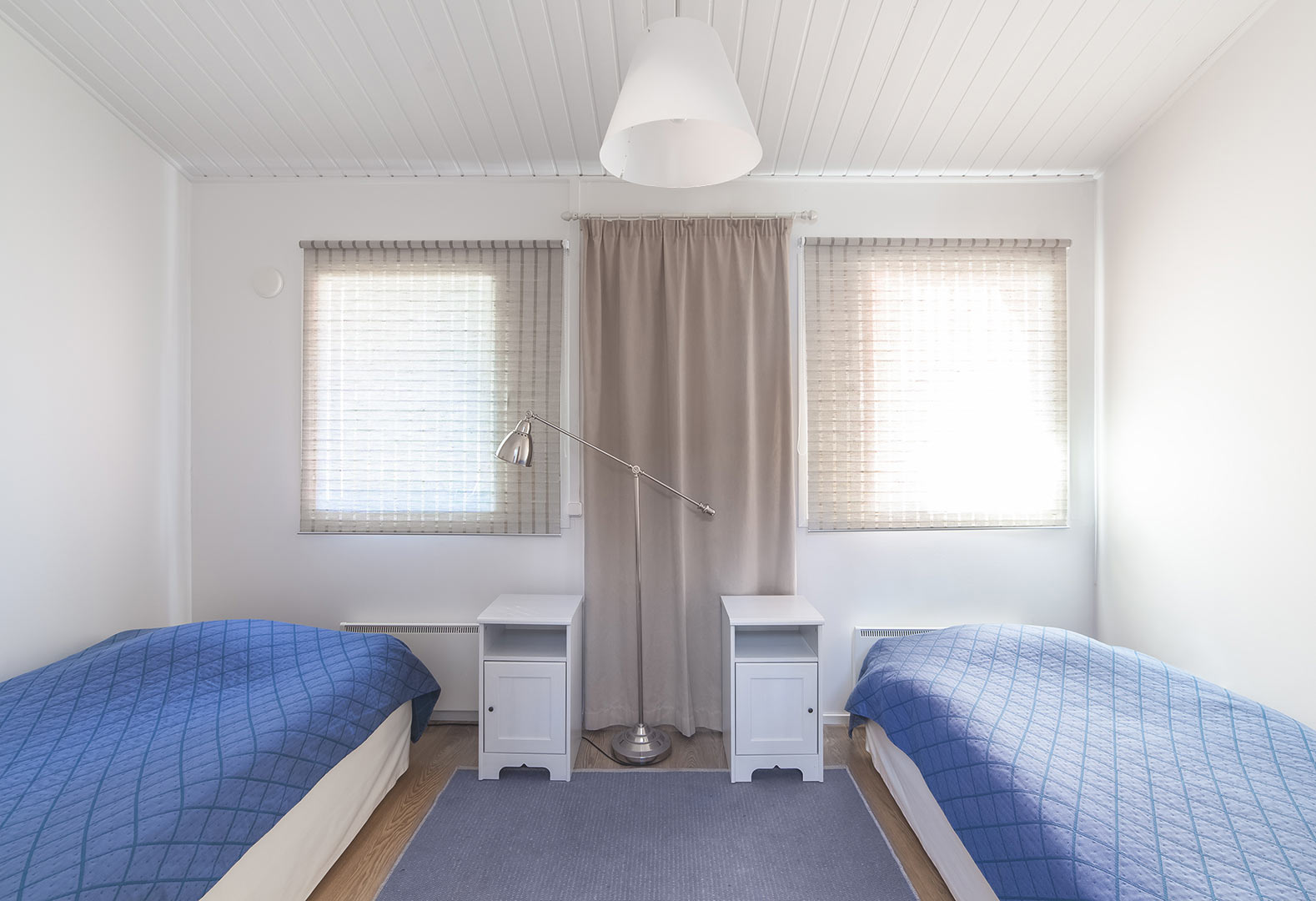 Huoneiston makuuhuone