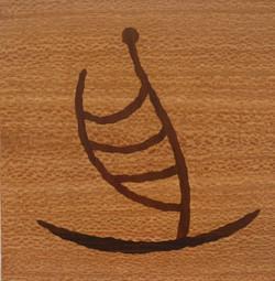 Petroglyph Canoe